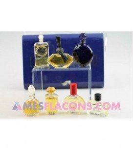 Les Meilleurs parfums de Paris (7 Miniatures)