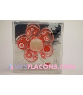 Pupart flower pop - rouge