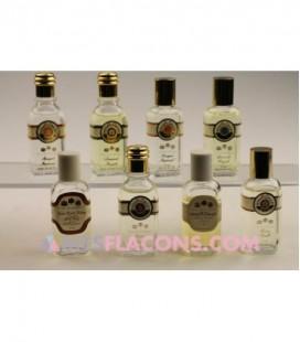 Lot de 8 miniatures mixtes - Variantes différentes
