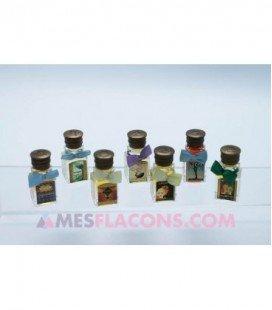 Lot de 7 miniatures mixtes (différentes variantes)