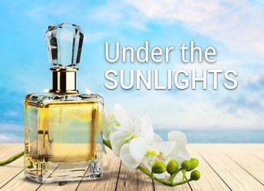 Under the sunlights