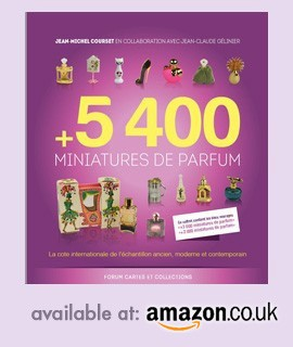 +5400 miniatures de parfum avalaible at Amazon.co.uk