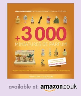+3000 miniatures de parfum avalaible at Amazon.co.uk