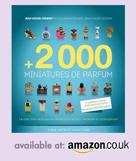+2000 miniatures de parfum available at Amazon.co.uk