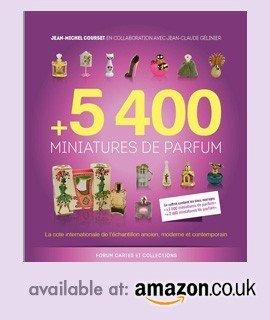 +5400 miniatures de parfum available at Amazon.co.uk