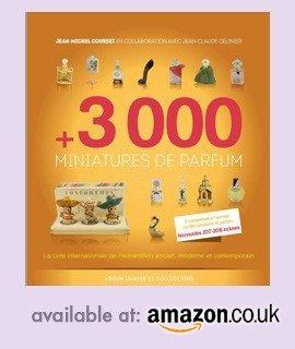 +3000 miniatures de parfum available at Amazon.co.uk